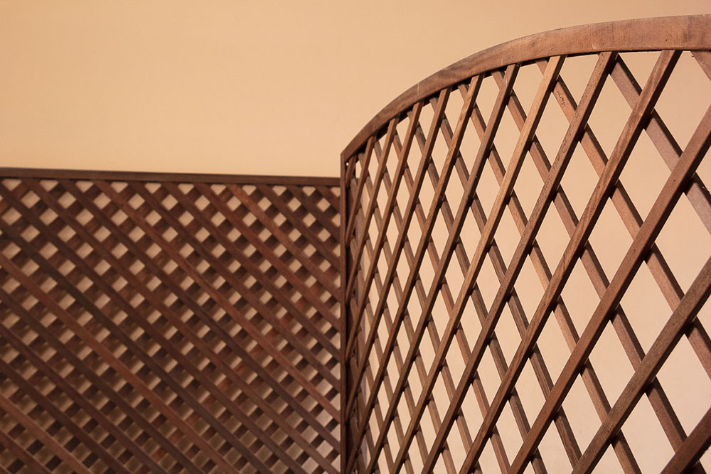Divisori in legno da giardino paravento frangisole separ for Divisori da giardino in plastica