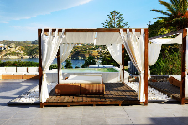Dehors relax con decking