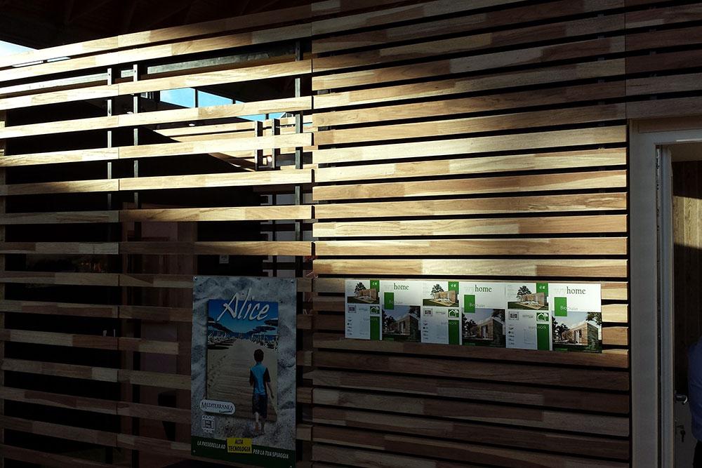 Rivestimento In Legno Parete : Rivestimenti in legno per esterni