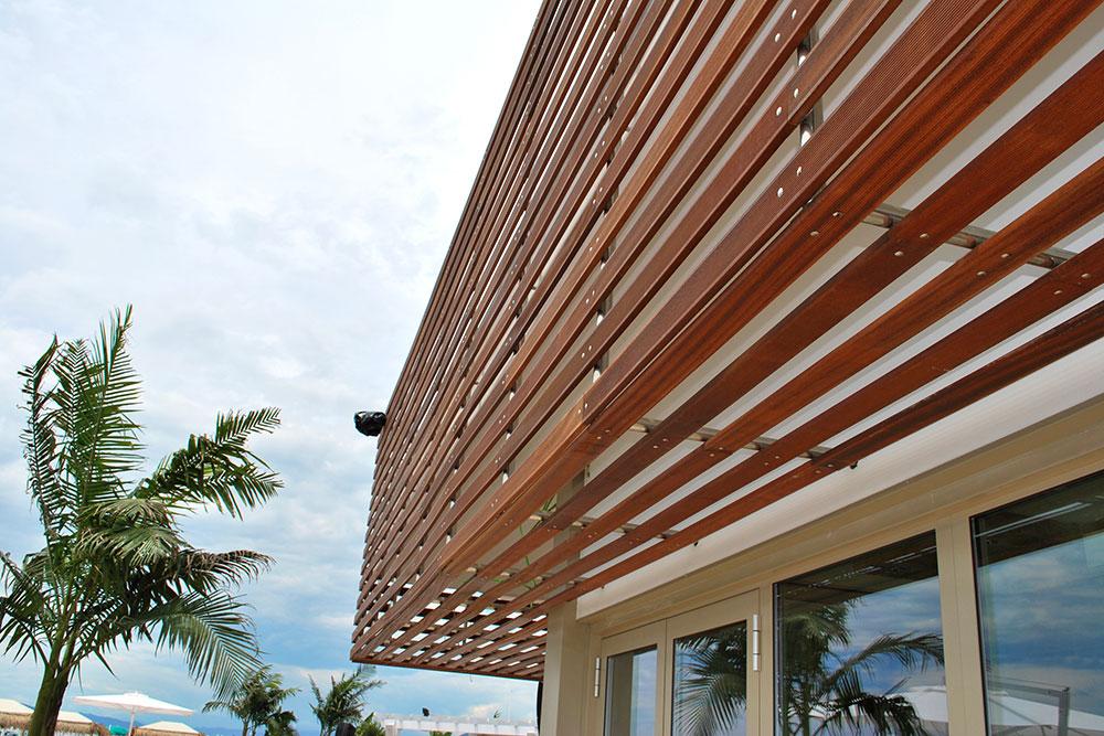 Colori Per Rivestimenti Esterni : Rivestimenti in legno per esterni