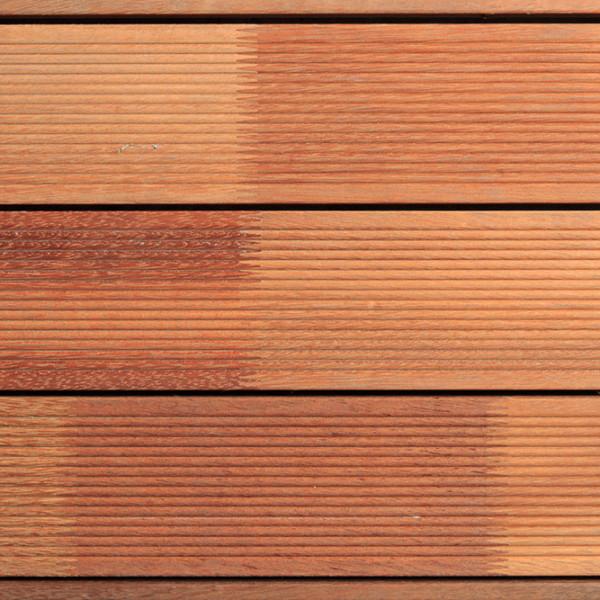 Dettaglio del listone per pavimentazioni in legno Finger Joint