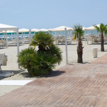 Ostras Beach - Marina di Pietrasanta